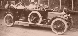 1914 Women only drivers