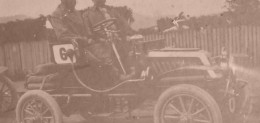 1907 TAC reliability trial Launceston-Hobart