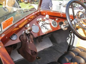 A Drivers Cockpit anybody would be pleased to own