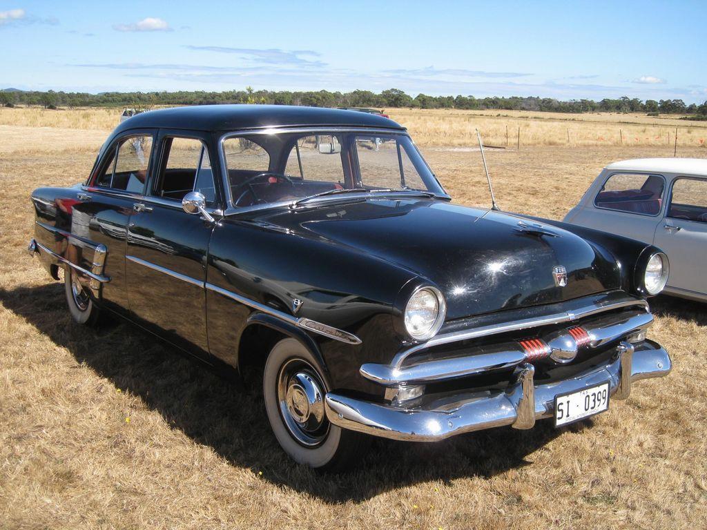 Ford Car Club Tasmania