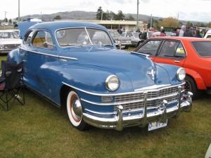 Chrysler Coupe