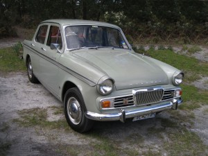 1966 Hillman Sedan