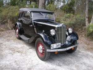 1934 Morris 8