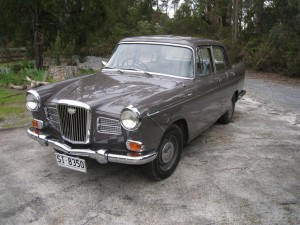 Wolseley Sedan