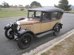 1930 Singer Tourer