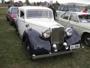 Alvis Sedan