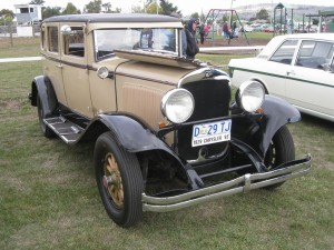 1929 Chrysler with Tasmanian Body