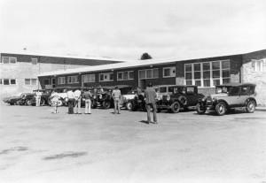 1977 - 21st Annual Rally Burnie