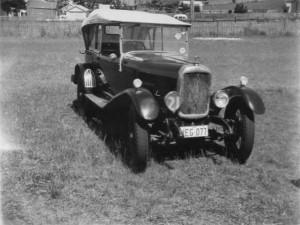 Alvis 1926 Tourer