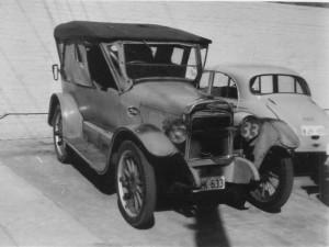 Buick Tourer 1923