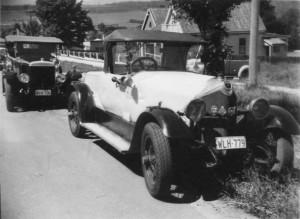 Crossley Roadster 25/30  1921