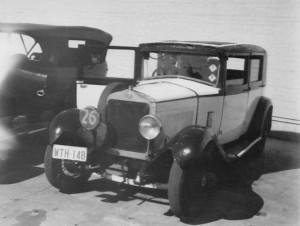 Delarge DM 1926-27 Sedan