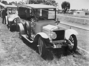 Minerva 1909 - Type G - 22HP