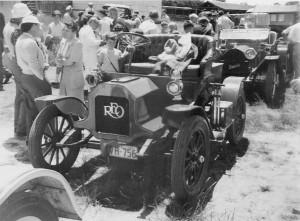 Reo 1910 - Bernie Cuthbertson
