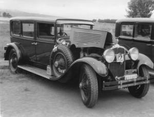 Stutz Sedan 1928-9