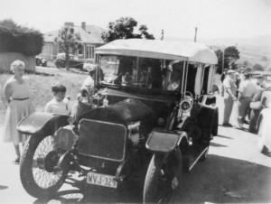 Wolseley 1913 - Woolmers