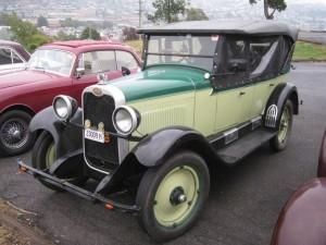 1928 Chevrolet Tourer