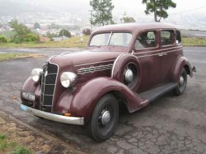 1935 Plymouth Sedan