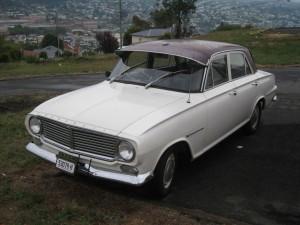 Vauxhall Sedan
