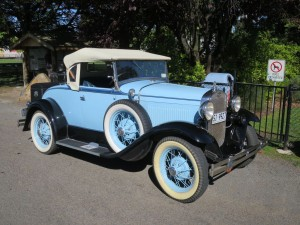 1929 Ford A Roadster