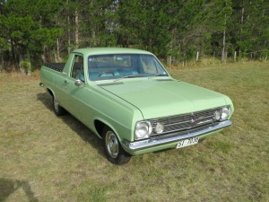 1967 HR Holden Utility