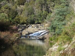 Western Creek Falls
