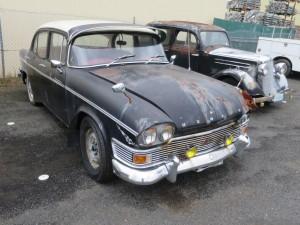 1964 ?? Humber Sedan