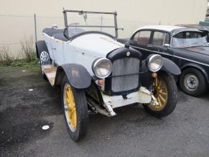1923-4 Hupmobile Tourer