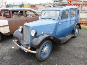 1938 Morris