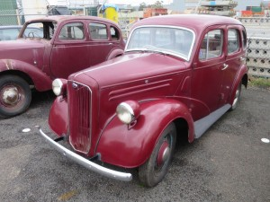 1940's Ford Anglia