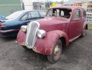 1940's Standard Sedan