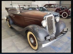 1935 Chevrolet Tourer