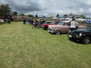 Entrants on Show
