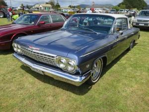 Chevrolet Impala pillar-less Sedan
