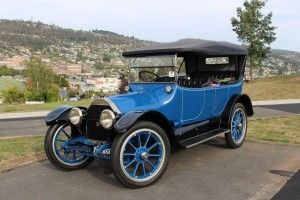 1915 Cadillac M Tourer