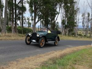 1917 Studebaker Touring