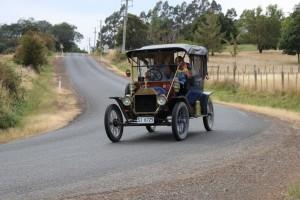 1912 Ford T Tourer