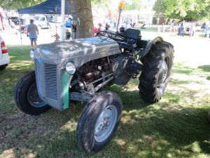 Fergy Tractor