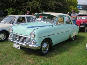 1956 Vauxhall Sedan