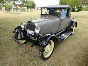 1928 Ford A Roadster