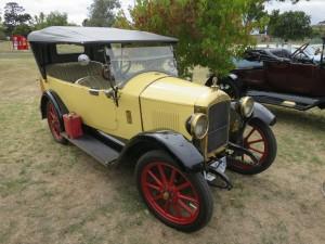 1920 Peugeot Tourer