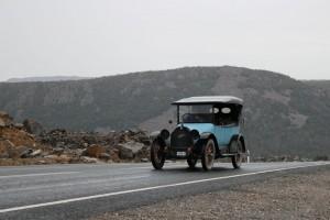 1917 Studebaker Tourer