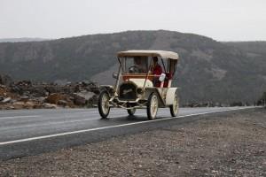 1910 Buick Tourer