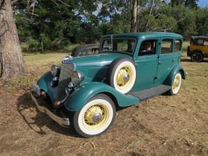 1934 Ford V8 Sedan