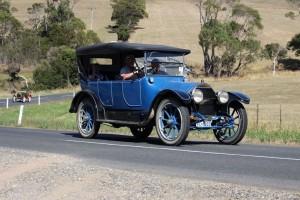 1915 Cadillac Tourer