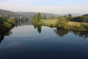 Derwent River at New Norfolk