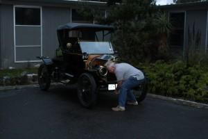 Cranking the wet engines