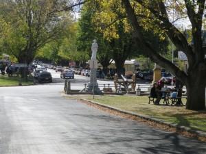 Ross Main Street