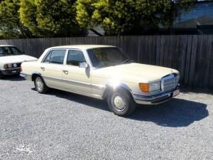 1979 Mercedes Benz