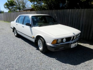 1986 BMW